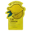TONYMOLY I'm Lemon Sheet Mask 21g