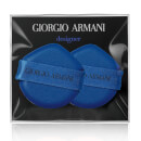 Armani Designer Essence-In-Balm Mesh Cushion Applicator X2