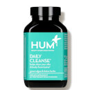 HUM Nutrition Daily Cleanse Clear Skin and Body Detox Supplement (60 Vegan Capsules, 30 Days)