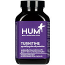 HUM Nutrition Turn Back Time Skin Cell Protection Supplement (60 Vegan Capsules, 30 Days)