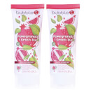 Bubble T Soapscription 2 x Pomegranate & Green Tea Shower Gel 200ml