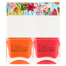 nails inc. Freshly Juiced Top Coat Duo 2 x 14ml