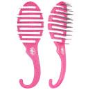 WetBrush Shower Glitter Detangler Brush - Pink