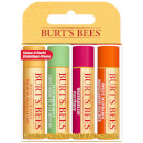 Burt's Bees 100% Natural Moisturising Lip Balm (Pack of 4)