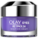 Olay Retinol 24 Fragrance Free Night Eye Cream for Smooth and Glowing Skin 15ml