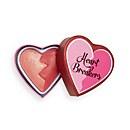 Revolution I Heart Revolution Heartbreakers Shimmer Blush - Strong