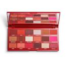 Revolution Chocolate Palette - Red Velvet