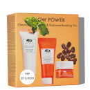 Origins lookfantastic Exclusive Beauty to Go Set Glow Power (Worth £16.90)
