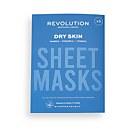 Revolution Skincare Biodegradable Dry Skin Sheet Mask