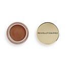 Revolution Pro Eye Lustre Cream Eyeshadow Pot Brass