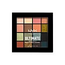 NYX Professional Makeup Ultimate Shadow Utopia Palette - 16 Shades 10g