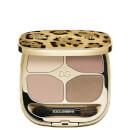 Dolce&Gabbana Felineyes Intense Eyeshadow Quad - Warm Nude 5 4.8g