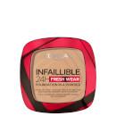 L'Oréal Paris Infallible 24 Hour Fresh Wear Foundation Powder 9g (Various Shades)