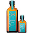 Moroccanoil Treatment 100ml + Free Moroccanoil Treatment 25ml (worth £46.30)