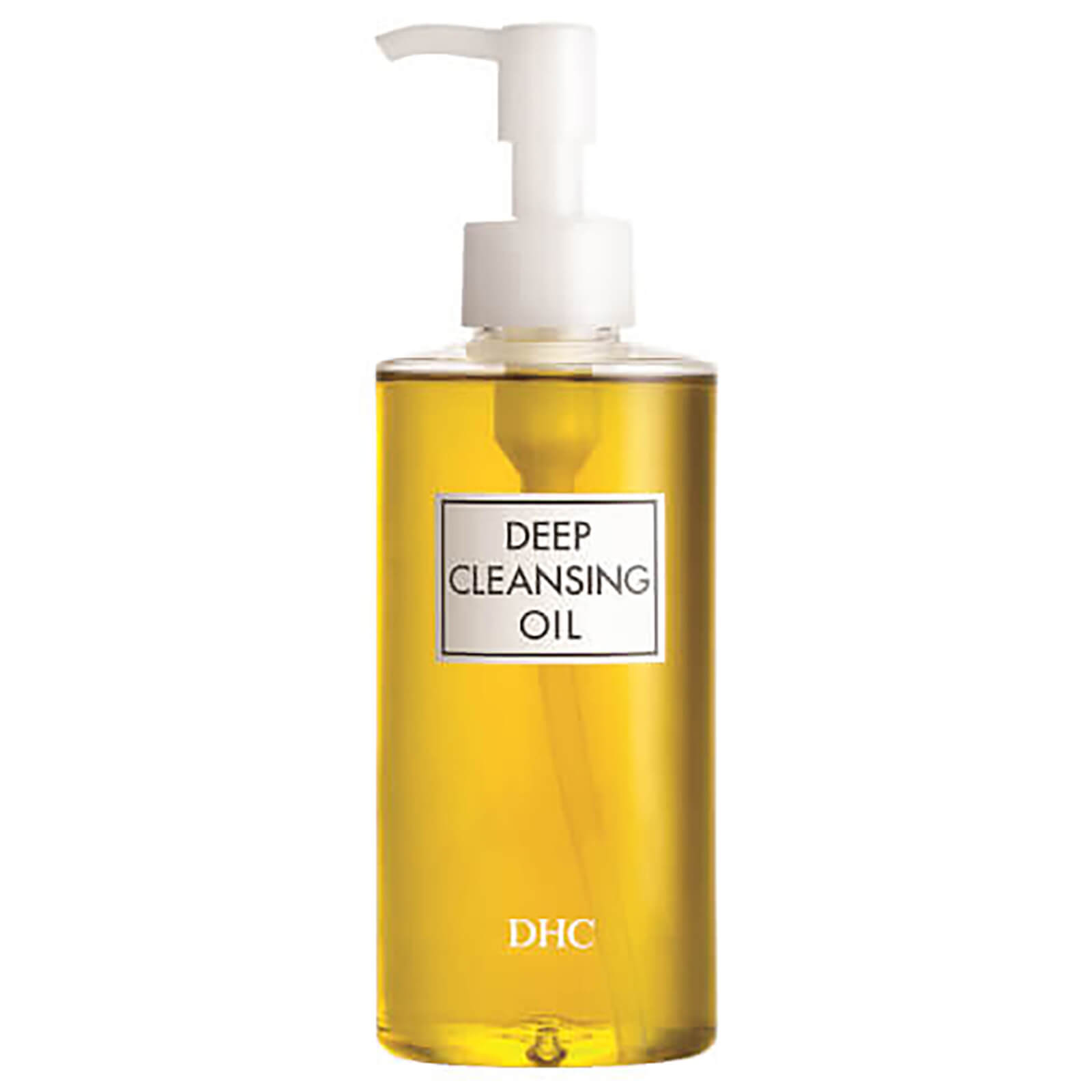Dhc Deep Cleansing Oil Lookfantastic