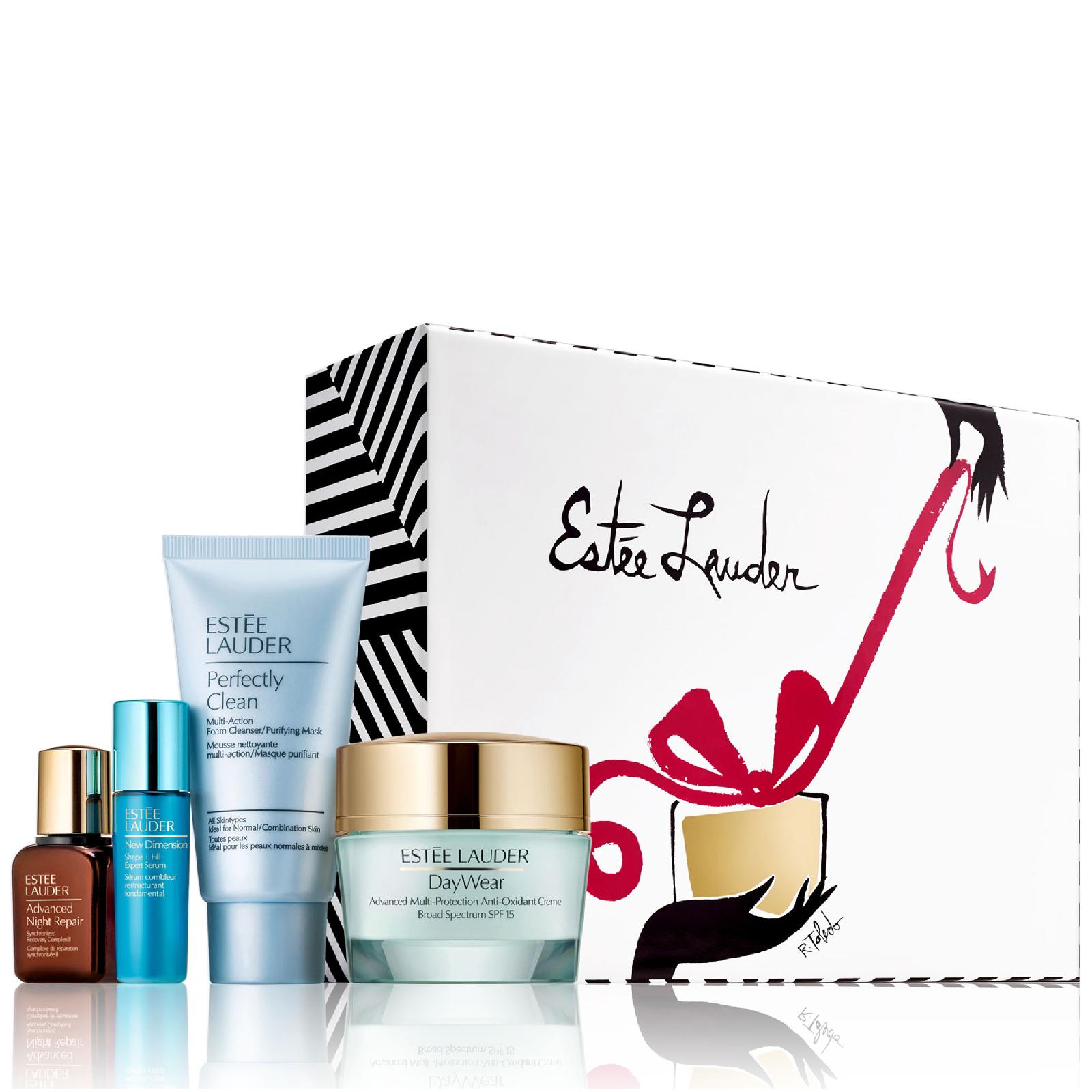 Estee Lauder Age Prevention Essentials Gift Set Lookfantastic