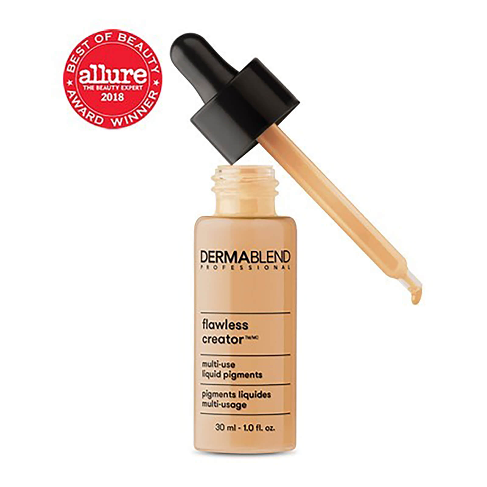Dermablend Flawless Creator Liquid Foundation Drops 1 Fl Oz Various Shades Skinstore
