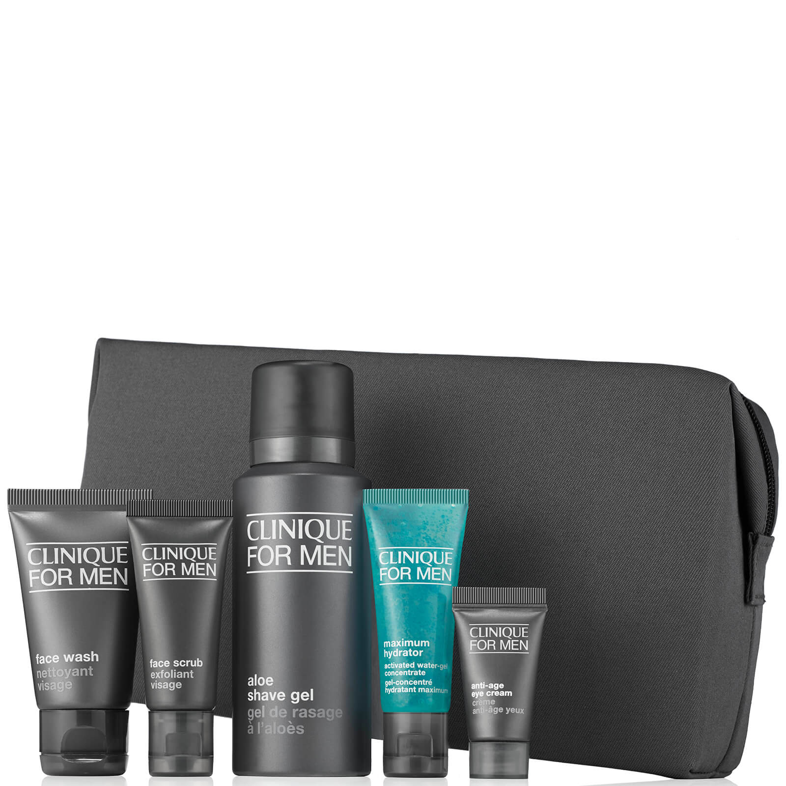 Clinique For Men Favourites Gift Set Free Gift Lookfantastic