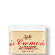 Kiehl's Creme de Corps Soy Milk & Honey Whipped Body Butter 226g