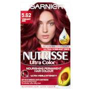 Garnier Nutrisse Permanent Hair Dye - 5.62 Ultra Vibrant Red
