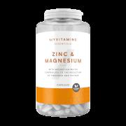 Zinc & Magnesium Capsules