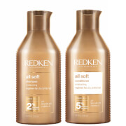 Redken All Soft Duo (2 προϊόντα)