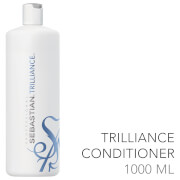 Sebastian Professional Trilliance Conditioner 1000ml (Worth $97)