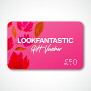 £50 LOOKFANTASTIC Gift Voucher