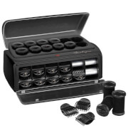 BaByliss Boutique Hair Rollers -hiusrullat - musta