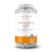 Iron & Folic Acid Tablets
