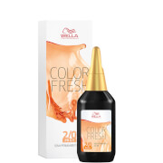 Wella Professionals Color Fresh Semi-Permanent Colour - 2/0 Black 75ml