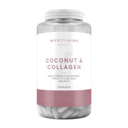 Coconut & Collagen Capsules