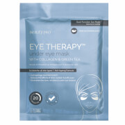 BeautyPro Eye Therapy Under Eye Mask with Collagen and Green Tea Extract (tre påføringer)