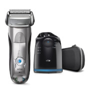 Braun Series 7 7898Cc Wet and Dry Electric Shaver