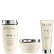 Shampoo, Condicionador e Máscara Capilar Densifique da Kérastase