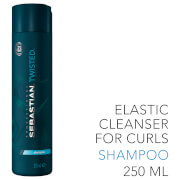 Sebastian Professional Twisted Elastic Cleanser Shampoo 250 ml