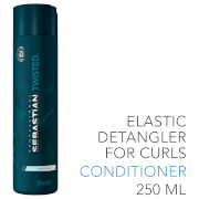 Sebastian Professional Twisted Elastic Detangler Conditioner 250ml