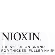 NIOXIN 3-Part System 2 Cleanser Shampoo for Natural Hair with Progressed Thinning 300ml