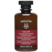 Shampoo de Proteção de Cor Hair Care Holístico da APIVITA - Girassol e Mel 250 ml