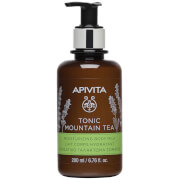 APIVITA Tonic Mountain Tea Moisturizing Body Milk 6.76 fl. oz
