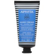 APIVITA Hand Care Hand Cream for Dry Chapped Hands – Hypericum & Beeswax 50ml