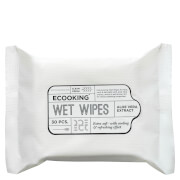 Ecooking Wet Wipes (Συσκευασία 30 τεμαχίων)