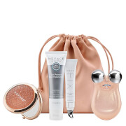 NuFACE Mini Shimmer All Night Collection (Worth $273)