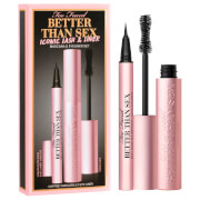 Too Faced Better Than Sex Lashes & Liner Set