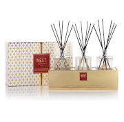 NEST Fragrances Festive Petite Diffuser Set Trio