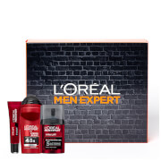 L'Oréal Paris Men Expert Anti-Ageing Moisturiser Regime Kit (Worth £27.52)
