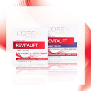 L'Oréal Paris Revitalift Anti-Ageing Skincare Regime Set (Worth £24.98)