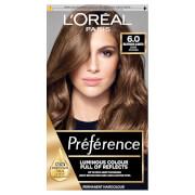 L'Oréal Paris Preference Infinia Permanent Hair Dye (Various Shades)