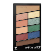 wet n wild coloricon 10 Pan Palette - Stop Playing Safe 45g