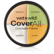 wet n wild CoverAll Concealer Palette - 6.5g
